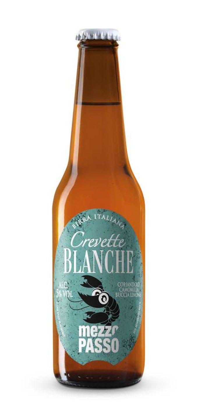 Mezzopasso - Birra Crevette Blanche