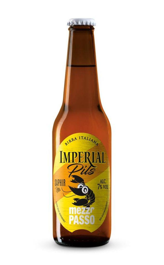 Mezzopasso - Birra Imperial Pils